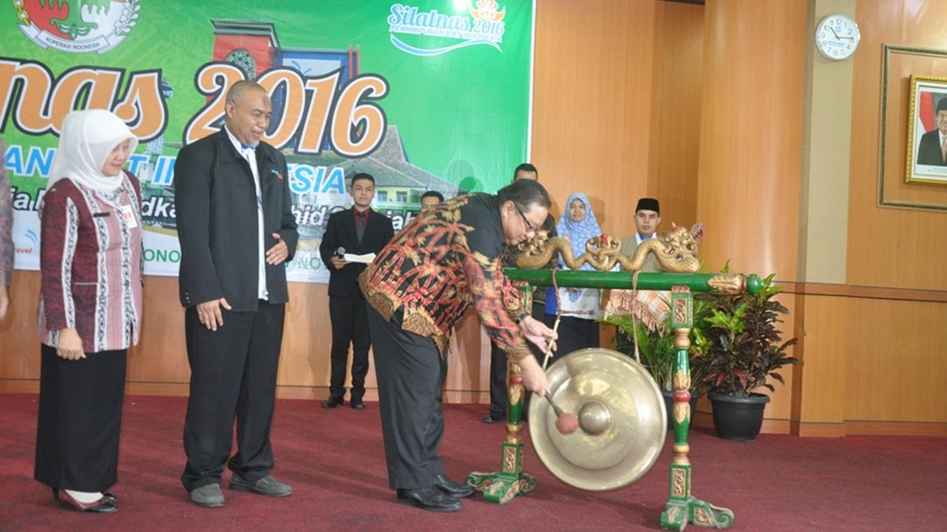 """SILATNAS Perhimpunan BMT Indonesia; """"Kokohkan gerakan dakwah dengan maqashid Syariah"""""""