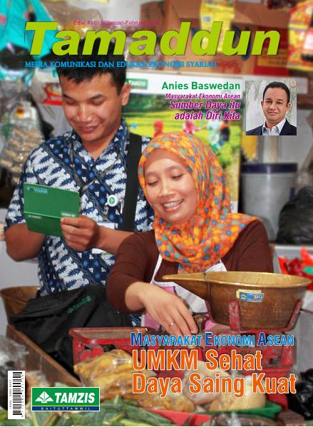 Masyarakat Ekonomi ASEAN: UMKM Sehat, Daya Saing Kuat